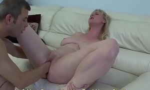 MILF Moni Erno Gets Fisted Encircling The brush Fat Pussy