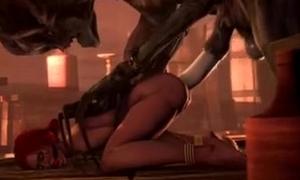 Hammer away witcher - Triss Merigold complication
