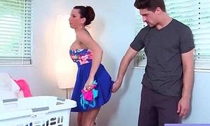 Sexy Hot Spliced (Lezley Zen) With Big Juggs Love Intercorse clip-17